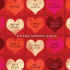 100 Everlasting Love CD LOT Boston,Air Supply,Billy Ocean,Lionel Richie,J.Cocker