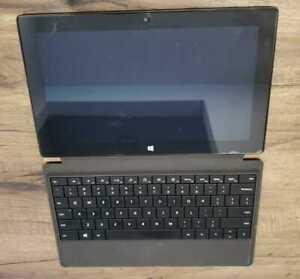 Microsoft Surface RT RT 64GB, Wi-Fi, 10.6in - Dark Titanium WITH KEYBOARD & CASE