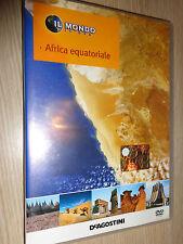 N° 33  IL MONDO IN DVD AFRICA EQUATORIALE