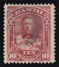 Hawaii Scott 44 Used Cat Val $12 Lot W211