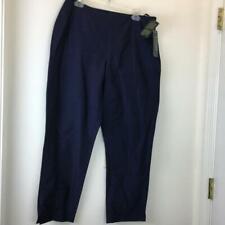 New Lauren Ralph Lauren Womens Pants 14W Silk NWT $139