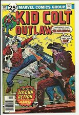 Kid Colt Outlaw #209 - VF/NM 9.0 - Bronze Age Marvel Western Comic Book