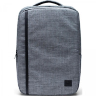 Herschel Supply Co. - Travel Backpack 30L, Raven Crosshatch/ Grey