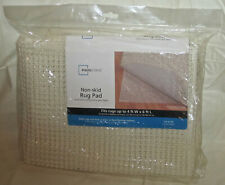 AREA RUG NON-SKID PAD by MAINSTAY NIP – 4 ft x 6 ft Non-Slip Underlay NEW in PKG
