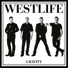 Gravity by Westlife (CD, Nov-2010, Syco Music)