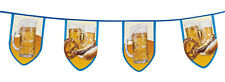 Christmas Market Bavarian German Beer Party Pub Bunting Flags Banner Decoration