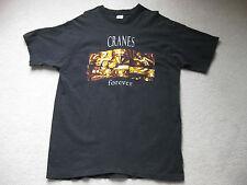 CRANES Forever concert tour t-shirt the cure curve lush slowdive goth shoegaze