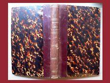 L'ÉMILE DU DIX-NEUVIÈME SIÈCLE Alphonse Esquiros 1869 EO reliée LIBRAIRIE INTER.