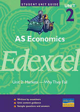 AS Economics Edexcel: Markets Why They Fail: unit 2 by Mark Gavin (Paperback, 2…