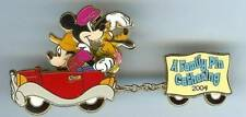 Disney Wdw Going Home Mickey Mouse Minnie Mouse Pluto Pin