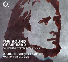Liszt / Wallisch / O - Sound of Weimar - Schubert-Liszt Transcriptions [New CD]