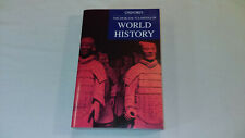 OXFORD: THE DESK ENCYCLOPEDIA OF WORLD HISTORY. Trade paperback. New.