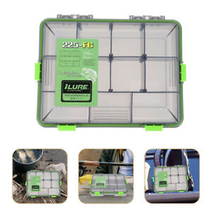 1Pc Fine Durable Fishing Tackle Organizer for Fishing Lovers Women