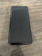 Samsung Galaxy S8 SM-G950FD - 64GB - Midnight Black (Unlocked) Smartphone