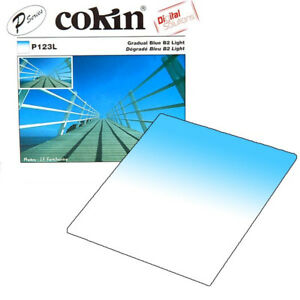 Cokin P123L CP123L Graduated Blue Light ->Be Creative! -> Free US Shipping