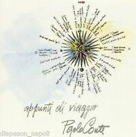 Paolo Conte: Appunti Di Viaggio- CD