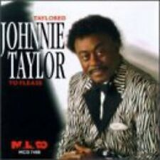 Johnnie Taylor - Taylored to Please [New CD]