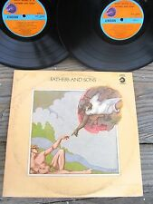 MUDDY WATERS, OTIS SPANN, PAUL BUTTERFIELD double LP FATHERS AND SONS original