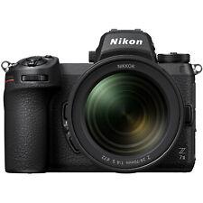 Nikon Z7II Mirrorless Camera Full Frame FX Body + NIKKOR Z 24-70mm f/4 S Lens Ki