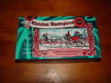 Model Kit Minature Masterpieces The Marquis de Lafayette Carriage