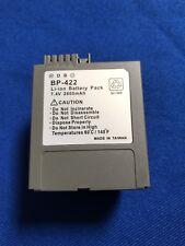 Hitech USA for Canon DM/MV3/MV4/ELURA/1xYDVM2 Series#BP-422(Japan Li7.4v2.6A)