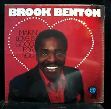 Brook Benton - Makin' Love Is Good For You LP New Sealed OWR 7700 Vinyl Record