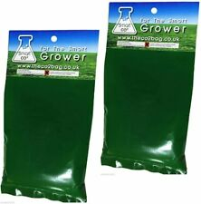 More details for 2 x smart co2 bags + ties hydroponic growing large yield 5-15m 2area exhale like
