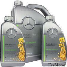 7 Liter Original Mercedes Benz MB 229.52 5W-30 Motoröl 5W30 Motorenöl Original