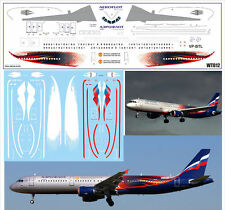1/144 PAS-DECALS Airbus A321 Manchester United