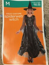 Halloween Costume Witch Size M See Pics For Details