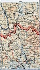 OÖ Freistadt Hagenberg Rainbach 1913 orig. Teil-Karte Leonfelden Pregarten Kefer