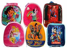 Disney Fabric Lunchboxes & Bags
