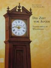 BOEK/LIVRE : staande klok duits  (horloge de parquet,pendule,grandfather clock