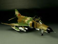 Pre Built Hasegawa 1/48 McDonnell Douglas RF-4E / F-4E Phantom II +Resin Cockpit