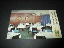 Vintage HOLIDAY INN postcard - Decatur, Alabama (5DK-800)