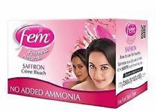 FEM correttezza NATURALS Crema Viso allo Zafferano sano pelle chiara senza aggiunta di ammoniaca