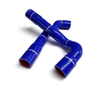 M2 MOTORSPORT BLUE SILICONE TOP & BOTTOM RADIATOR WATER HOSES BMW E36 M3 Y3413
