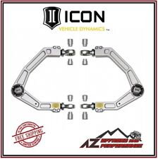 ICON Delta Joint Billet Aluminum Upper Control Arms 2017-up Ford F150 Raptor