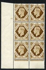 Great Britain George VI Stamps without Gum