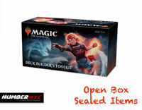 ENGLISH Magic the Gathering Core Set 2020 Deck Builder's Toolkit MTG w/ 4 Packs