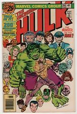 Incredible Hulk #200 VF/NM 9.0 high grade 1976 Anniversary create-a-lot & save