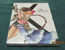 PS2- Final Fantasy X-2 ~ New Sealed Limited Edition Collector's Strategy Guide