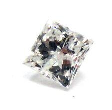 0.36 Carat NATURAL I2 E Color Princess Cut Diamond