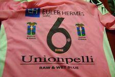 rare pink  soccer Jersey maglia Arzignano Grifo futsal Italy player 6