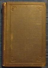 Exiles of Florida, Giddings, 1st 1858, Slaves, Maroons, Letter Signed Giddings!