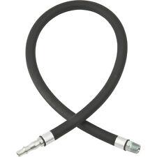 "PCL 0.6m (2ft) Long 10mm (3/8"") Air Tool Whip Hose - High Quality - HA2149"