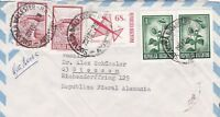 GC16) Nice 1972 Argentina; To Germany; Mendoza Puente Del Inca, Correo Aereo +1