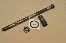 Vintage Honda CL350 K4 Swing Arm Bolt w/ Nut & Collar Spacer A87