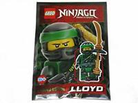 LEGO Ninjago Lloyd #4 Minifigure Foil Pack Set 891949