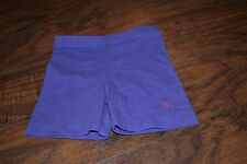 D2- Capezio Brands Future Star Purple Shorts Size Child's XS